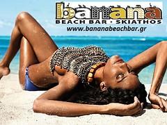 banana beach bar Skiathos (banana beach bar skiathos) Tags: party summer sun hot sexy beach bar club fun island dance banana greece skiathos   flickrandroidapp:filter=none