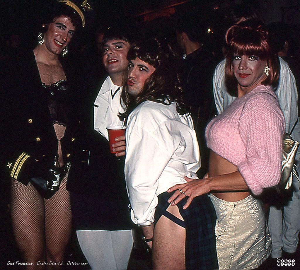 homo transvestite dating in oslo