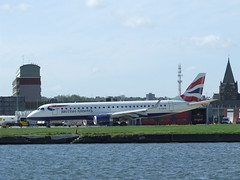 G-LCYK EMBRAER EMB190-100LR British Airways (Chris Abigail1) Tags: britishairways embraer emb190 glcyk