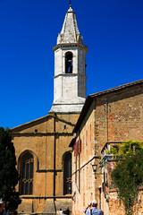 Pienza Duomo (Teelicht) Tags: italien italy italia dom tuscany dome duomo pienza toscana toskana canoneos1000d canonefs1585mmf3556isusm
