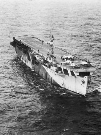 HMS Nairana, public domain
