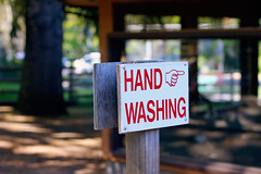 cleanliness that way ( haley ) Tags: sign canon hand t3 washing