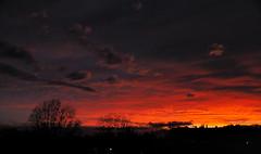 Atardecer en Stgo. (ifoto.cl) Tags: chile santiago sky atardecer colores cielo uoa thok thokrates nabulen