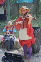Renaissance Music (oldsouthvideo) Tags: costumes castle festival spring tn tennessee pirates may queen fairy armor taylor knight faire troll swift renaissance ik jousting regal triune tapestry 2012 fairie gwynn arrington