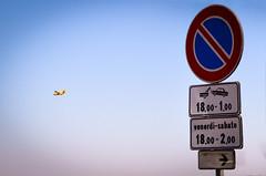 (maxwolf00) Tags: italy rome roma art plane nikon italia arte volo 200 fotografia nikkor 18 55 aereo vr aria massimo parcheggio libero lupo molise divieto campobasso d40 rimozione d5100 maxwolf00