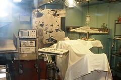 carrier Operating Room (Marty Bell) Tags: school charleston grad tripa 52012