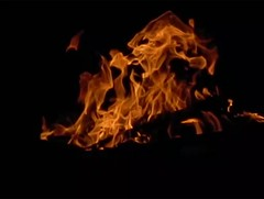 Hot & Hotter (Siesja) Tags: hot fire casio burn hotter highspeed slowmotion vuur exilm exf1 300frames