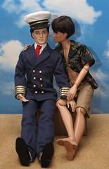 Layover Part 2 (FashionistaKen) Tags: boy men guy beach hawaii tropical barefeet andymills tonner pilotpaul