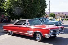 66 Chrysler 300 (DVS1mn) Tags: cars car 1966 66 chrysler mopar six sixty nineteen bismark wpc walterpchrysler chryslercorporation northdakotajune2012scottysdriveincarcarsbismarknorthdakotajune2012nd nineteensixtysix