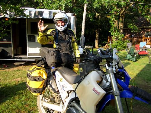 Hi.. I Ride!