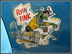Flying Fink! (Vintage Roadside) Tags: blue oregon portland hotrod pdx carshow willys ratfink gasser hotrodshow jubitz edbigdaddyroth vintageroadside rosecityroundup drivendead traditionalcarshow