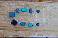 prove catalogo 023 (Basura di Valeria Leonardi) Tags: basura collane polistirolo reciclo cartadiriso riciclo provecatalogo