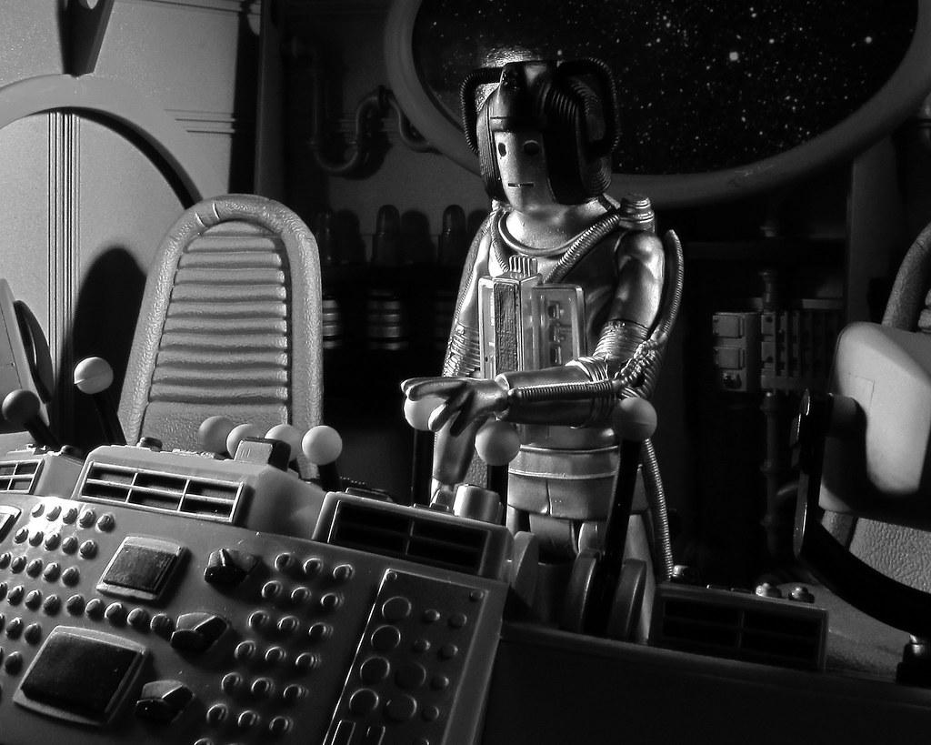 classic cybermen-#41