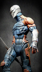 Cyborg Ninja (Mcfarlane) (Jova Cheung) Tags: toys actionfigure mgs metalgear grayfox mcfarlane cyborgninja