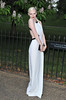 Portia Freeman The Serpentine Gallery Summer Party held in Hyde Park - Arrivals. London, England