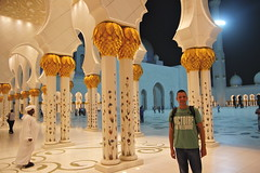 Sheikh Zayed Grand Mosque Abu Dhabi UAE (Mathias Apitz (München)) Tags: dubai abu dhabi burj khalifa al arab car maybach marina gold souk mall dhow museum aquarium sheik zayed road moschee mosque grand jumeirah yacht deira bur vereinigte arabische emirate emirates etihad united mathias apitz