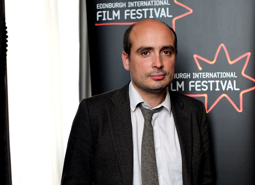 Peter Strickland at a photocall for Berberian Sound Studio in Edinburgh