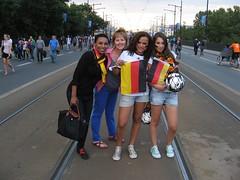 German fans (Euro2012) Tags: germany football italia warsaw match fans warszawa kibice pikanona euro2012