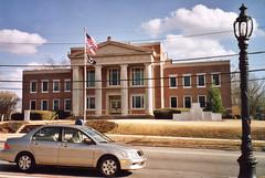 Lamar County Court House (Barnesville, Ga.) (bamaboy1941) Tags: georgiacountycourthouses barnesvillega georgia courthouses