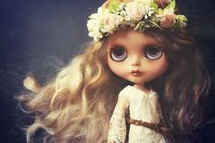 'Little Bohemian Girl'