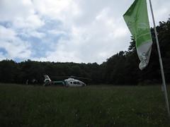 Bergwacht Luftrettungsbung mit PHuStBy (pilot_micha) Tags: juni germany bayern deutschland bavaria helicopter deu 2012 eurocopter rhn hubschrauber ec135 bergwacht