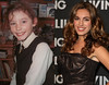 Kelly Brook then and now. WENN.COM