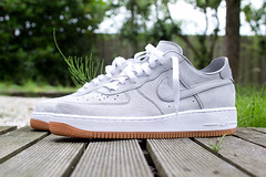 Air Force 1 Deconstruct Grey (Rooog Knows) Tags: up grey one 1 force air low gray pickup sneakers nike kicks pick pickups af1 deconstructed airforce1 rooog