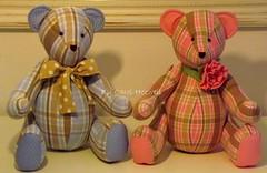 Ursinhos (CANELA COOL by CAROL) Tags: bear patch urso ursinhopatchwork