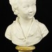 2033. Parisian Bust of a Young Boy