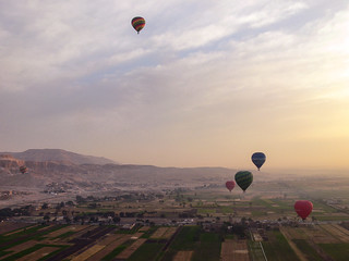 Balloons over Luxor - 02