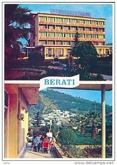 Berat. Images de l'Albanie socialiste. Images d'aprs 1976. Berat, views after 1976. Hotel Tomori, Berat, Albania, despues del ao 1976. (Only Tradition) Tags: al albania albanien shqiperi shqiperia albanija albanie shqipri ppsh shqipria arnavutluk hcpa     rpsh  rpssh       albnija
