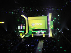 E3 Expo 2012 - Microsoft Press Event (Doug Kline) Tags: la media expo xbox event convention microsoft usc e3 press 2012 galencenter mediabriefing