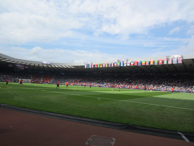 Hampden Park - 2012 Olympic Football (2)