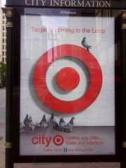 Target Is Coming to the Loop (artistmac) Tags: red chicago building classic architecture carson scott logo louis store illinois discount state loop landmark il company architect madison target former sullivan carsons department grandopening pirie stateandmadison statemadison citytarget