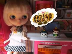 Blythe a Day July: 29 - Tacos