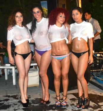 Maglietta Il Cdp Bagnata End Miss Week Di Rjc5LA43q