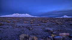 A frosty morning on the Rangipo Desert (Primal Earth Images) Tags: park way stars landscape star earth trails images national astrophotography tongariro volcanic milky percival primal bevan primalearthimages bevanpercival