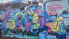 BAKE (GOT SOME OJ TO SHROOM IT ..) Tags: graffiti bay area bake nbk flickrandroidapp:filter=none