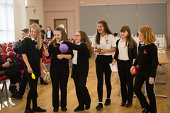 SpellingBeeFinal2016_km164 (routesintolanguages) Tags: uk wales kids modern competition aberystwyth using learning spelling welsh language foreign schoolkids talking schoolgirl schoolgirls pupil speaking vocabulary pupils spellingbee 2016 year7 europeaan wjec schoolkind langiages medrus