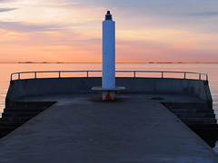 Copenhagen 2016 (hunbille) Tags: denmark amager amagerstrandpark strand strandpark beach sunrise dawn summer bath oresund resund water sea kbenhavn copenhagen