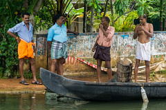 Appelley (Kerala), India (DitchTheMap) Tags: 2016 appelley backwaters india kerala asia flickr houseboat alappuzha in