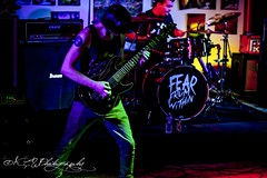Fear From Within (kluskieandwellsphotography) Tags: bands band metal metalcore drums drummer drumming bass singer singing screaming canon 650d t4i 50mm canonlens lightroom