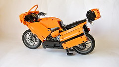 How to Build the Sport Touring Motorcycle (MOC) (hajdekr) Tags: legotechnic moc sporttouringmotorcycle lego technic motorbike bike vehicle motor threecylinder threecylinderengine engine sport touring motorcycle myowncreation creation design buildingblocks howto instructions manual tuto tutorial buildingguide guide tip help assemblyinstructions buildinginstructions