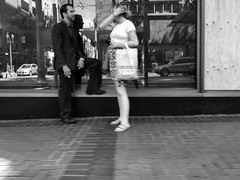 IMG_2043 (leirbagenaz_street) Tags: bnw people blackandwhite streetphotography leirbagenazstreet candid 2016 pdx street urban monochrome city decisive moment portrait humans instagram iphone