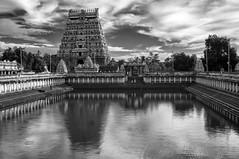 10 (Arvind Balaraman) Tags: chidambaram tamilnadu india siva temple hinduism architecture kadavulvazthu kural valluvar kural10 thiruvalluvar tamil scripture