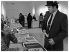 Shocking Reaction at the Gala (thepro82) Tags: gala porkpiehat shocked story graphicdesign student display expression handovermouth portfolio