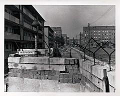 Berlin, Germany, DDR, Berlin Wall, Wildenbruchstrasse (photolibrarian) Tags: berlingermany ddr berlinwall wildenbruchstrasse