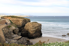 Playa de las Catedrales (Fabian M.O.) Tags: playa catedrales cantabrico lugo mar beach sea