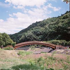 R1-00 -  (redefined0307) Tags:        japan travel nagano narai zenzabronicas2 zenzabronica bronicas2 fujifilmpro400h mediumformat