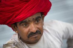 Inde: les Rabari du Rajasthan. (claude gourlay) Tags: inde india asie asia indedunord northindia claudegourlay portrait retrato ritratti face people jojawar rajasthan rabari rebari raibari turban